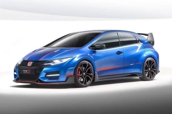 Honda-Civic-Type-R -Concept Paris