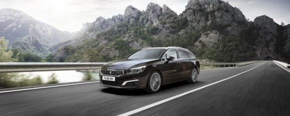 Peugeot-508-SW restylee