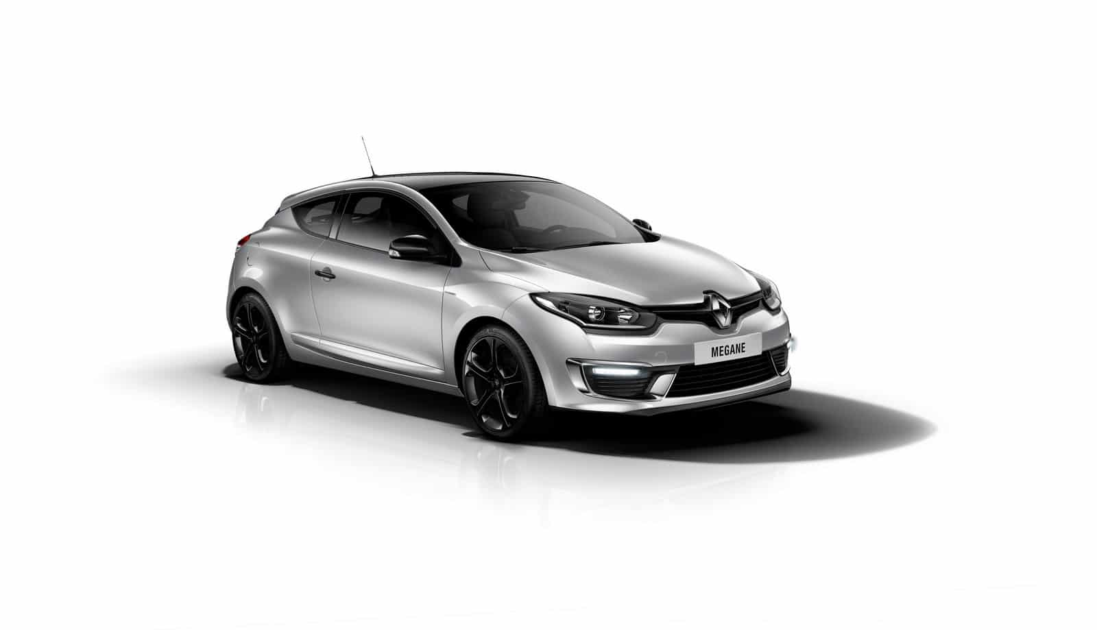 Renault Mégane Coupé Ultimate : cuir et look plus agressifs