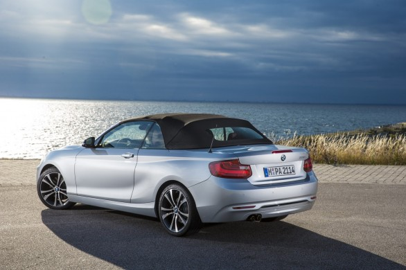 Serie-2-Cabriolet 228i capotee