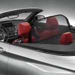 filet anti remous BMW-Serie-2-Cabriolet