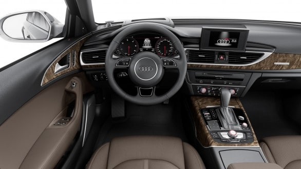 interieur A6 allroad 2015