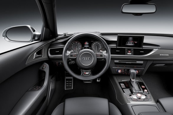interieur S6 phase ii