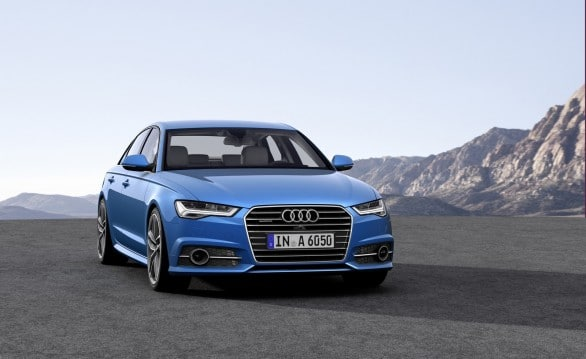 nouvelle A6 restylee