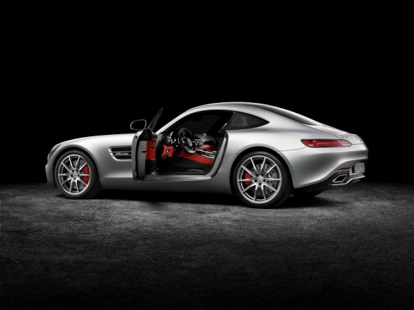 portiere Mercedes-AMG-GT