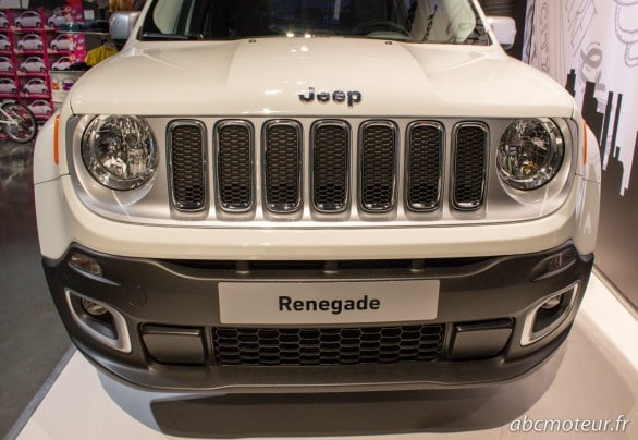 proue Jeep Renegade