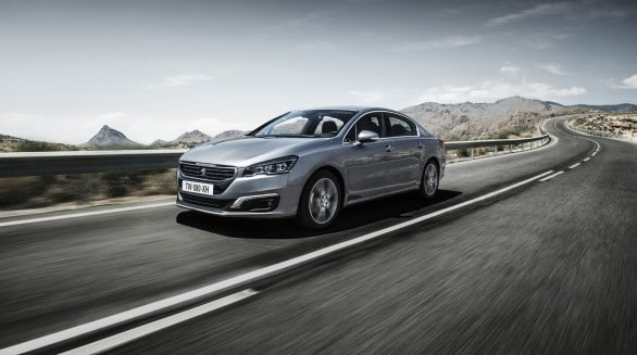 restylage Peugeot-508