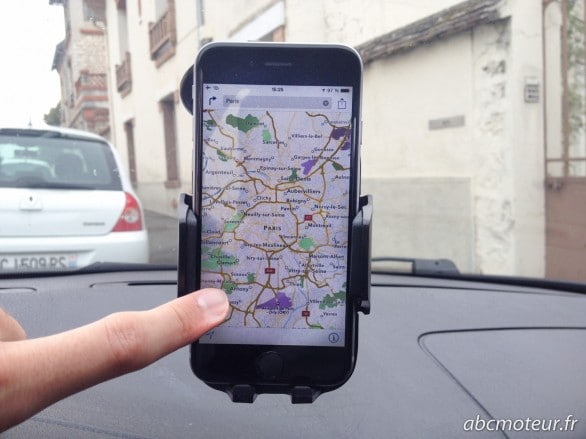 support voiture universel iPhone 6