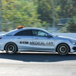 Mercedes CLA AMG Medical Car DTM 2014