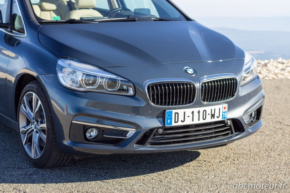 calandre BMW Serie 2 Active Tourer Luxury