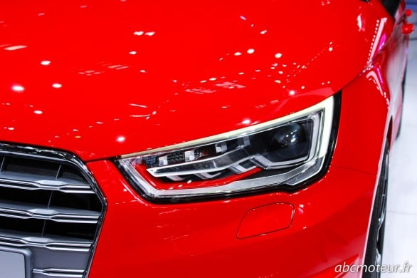optique Audi S1 5P Paris 2014