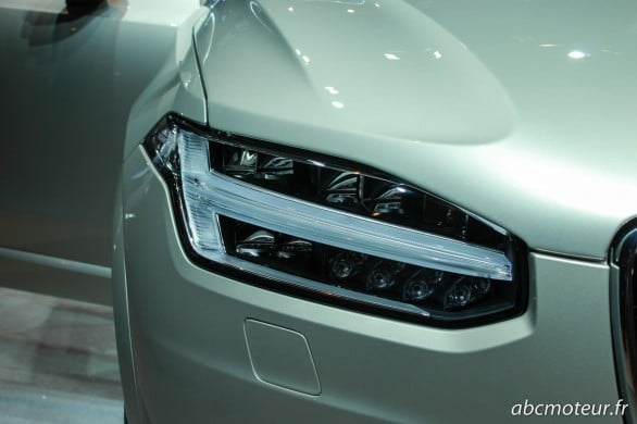 optique LED Volvo XC90 Mondial Auto 2014