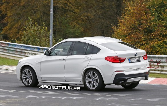 photo volee BMW X4 M40i