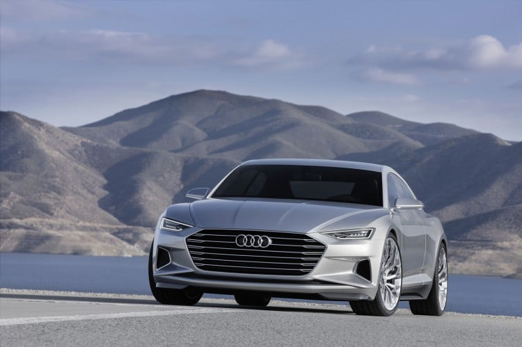 Audi Prologue Concept - 5