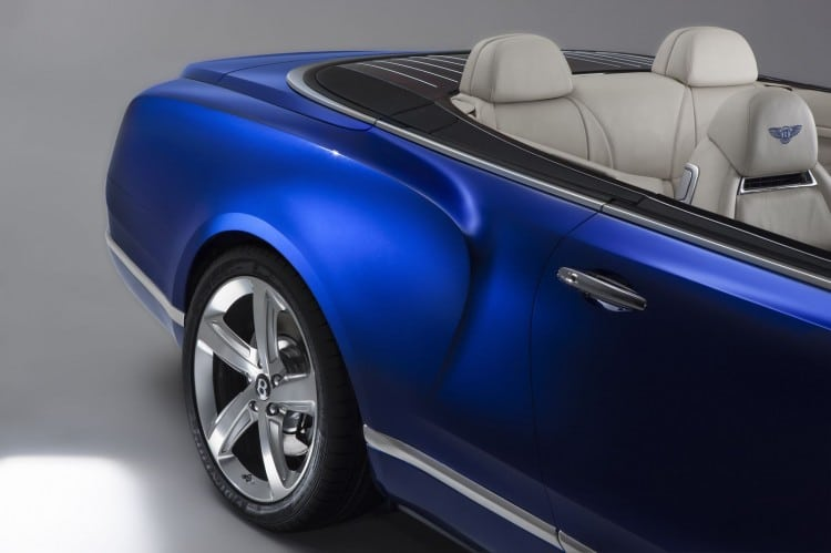 Bentley Grand Convertible - 3