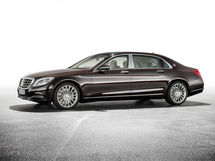 Maybach-Mercedes-Classe S 2015