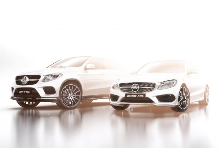 Mercedes-GLE-Coupe-Classe C AMG Sport