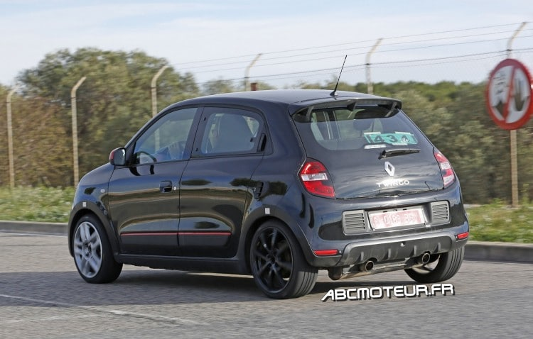 Renault Twingo 3 RS GT