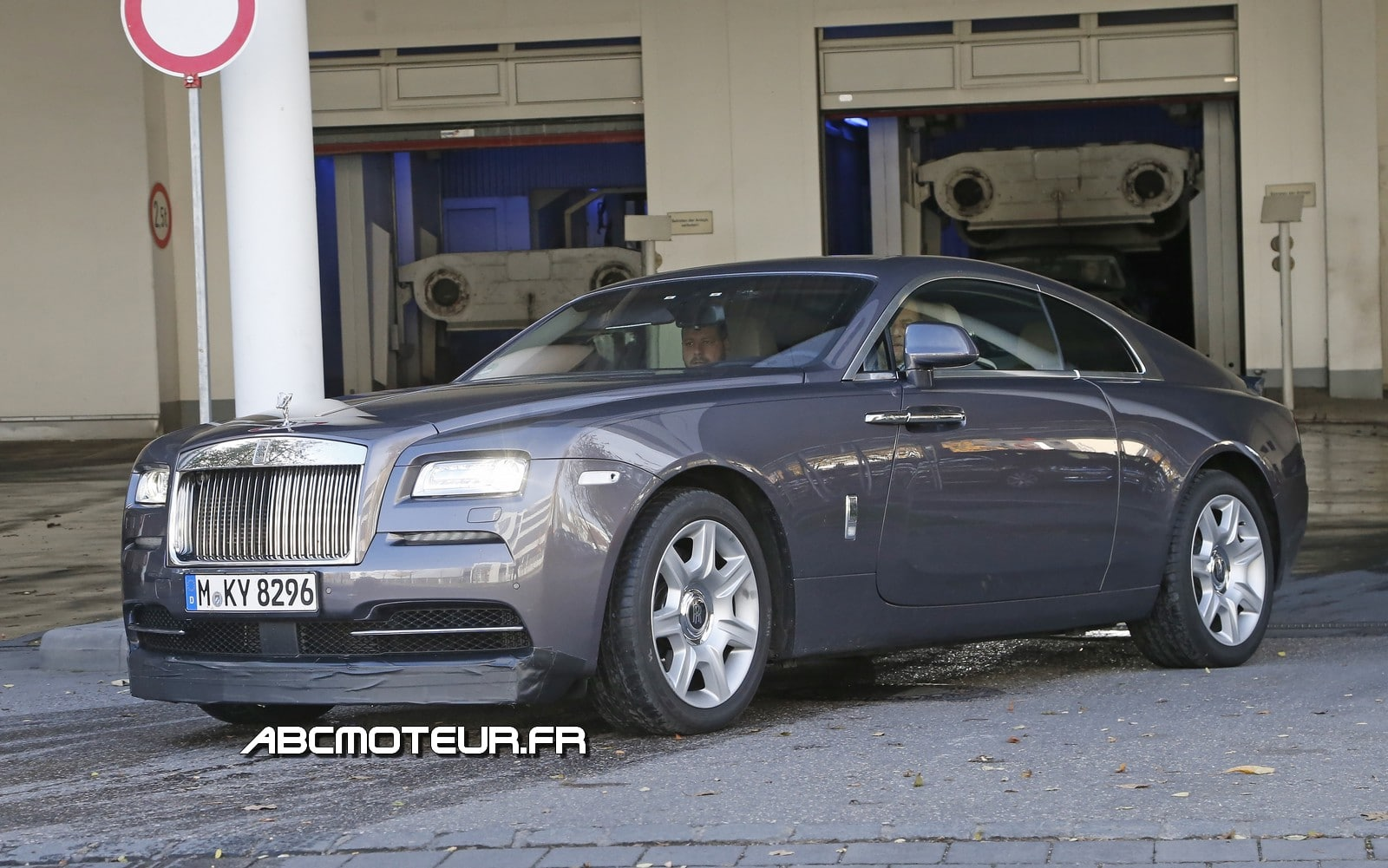 Une Rolls-Royce Wraith Sport pour supplanter la GT Speed ?