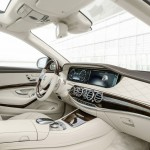 habitacle Maybach-Mercedes-Classe S