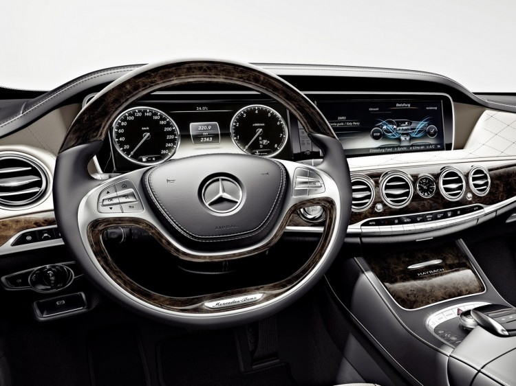 volant Maybach-Mercedes-Classe S