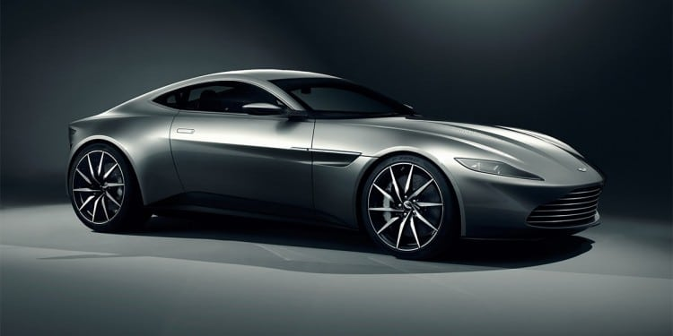 Aston-Martin-DB10 James Bond Spectre