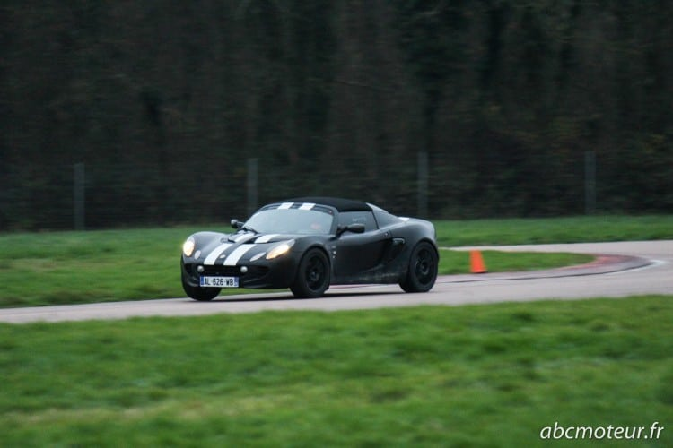 Lotus Elise 111R circuit Ecuyers-7
