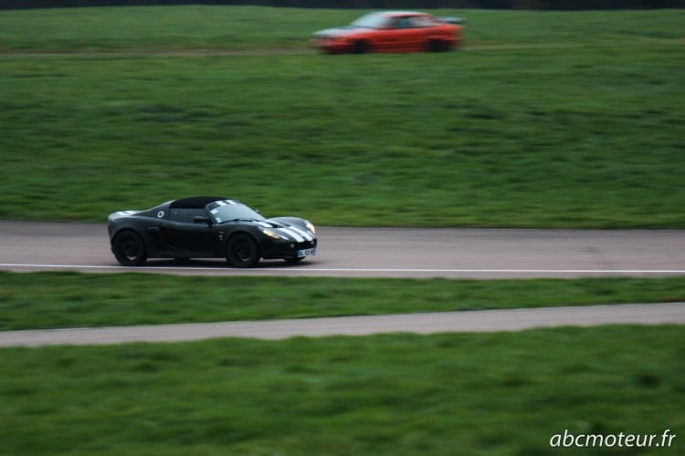 Lotus Elise 111R circuit Ecuyers