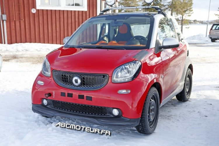 photo volee Smart ForTwo Brabus 2015-2