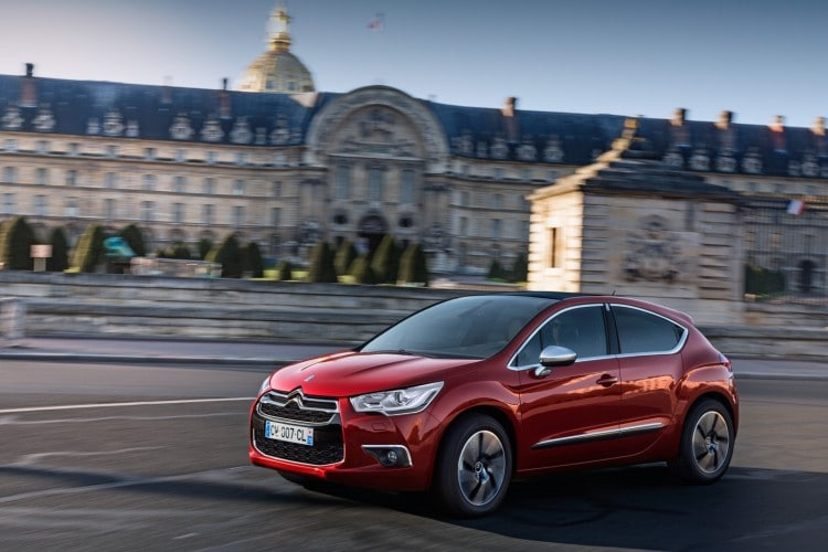 DS 4 roulage