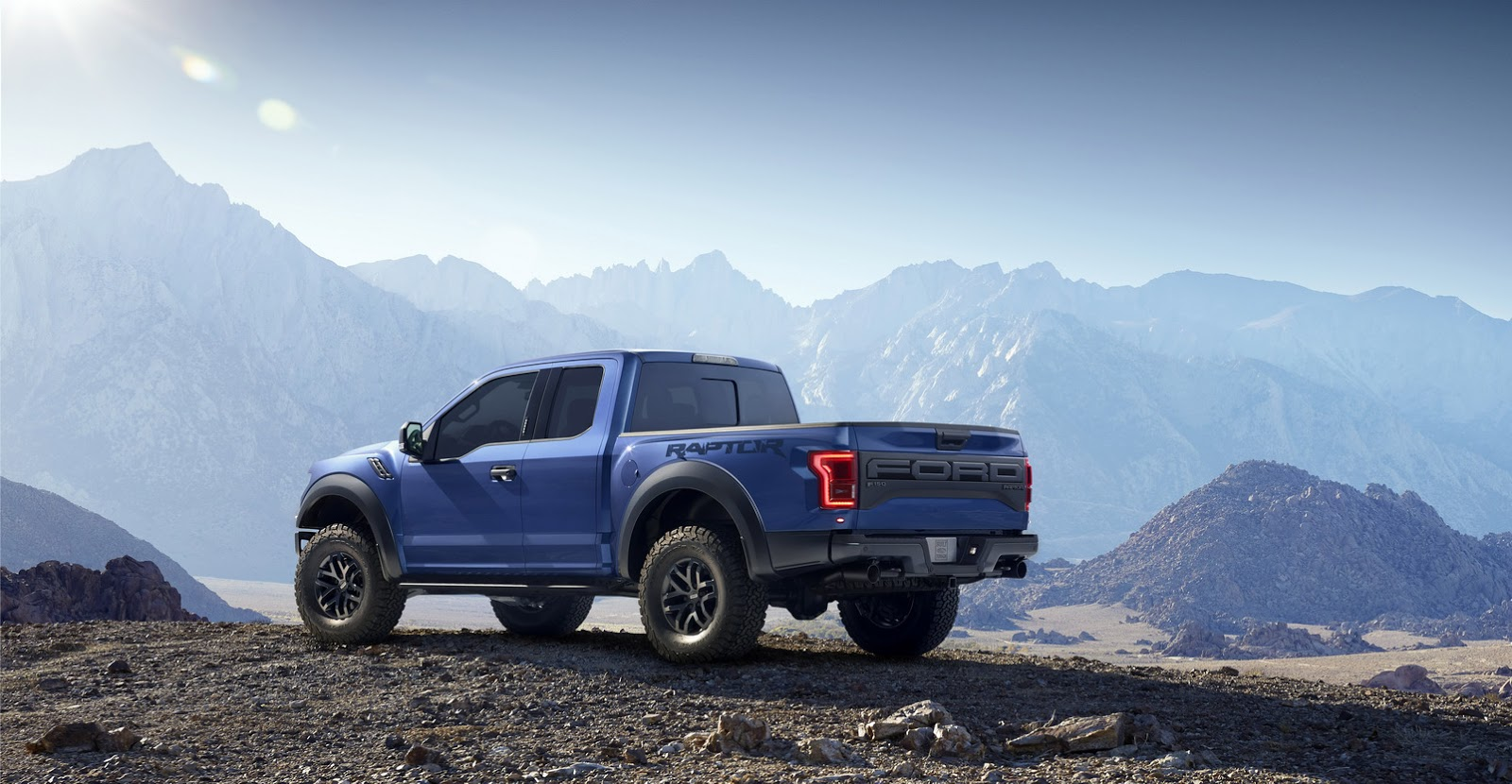 Le Ford F 150 Raptor Re 231 Oit Un V6 3 5 L Ecoboost
