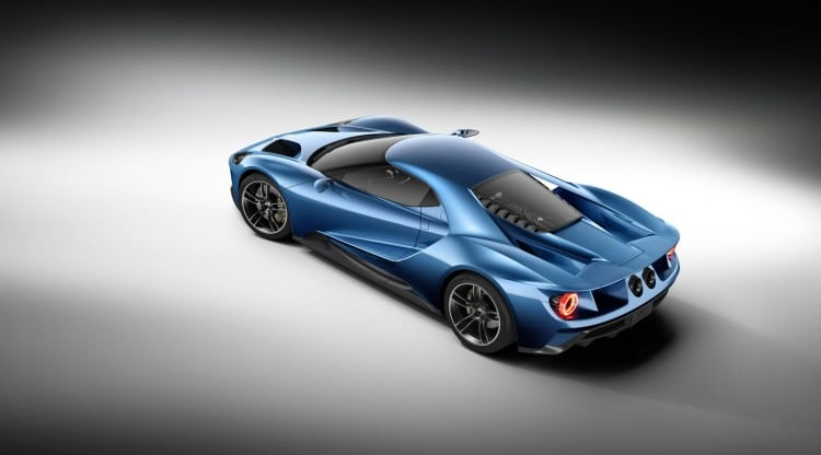 Nouvelle Ford GT - 2