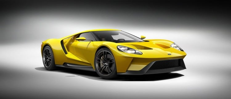 Nouvelle Ford GT - 7