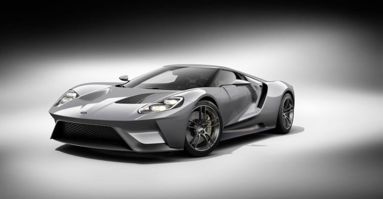Nouvelle Ford GT - 6