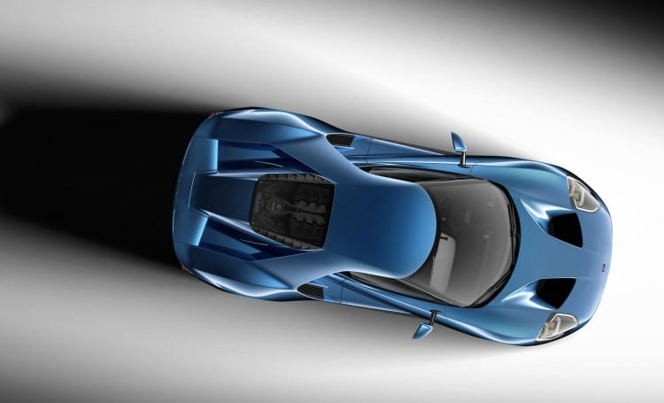 Nouvelle Ford GT - 5