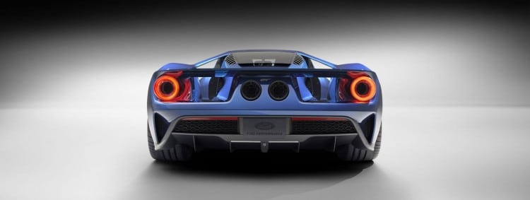 Nouvelle Ford GT - 4