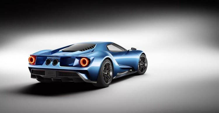 Nouvelle Ford GT - 3