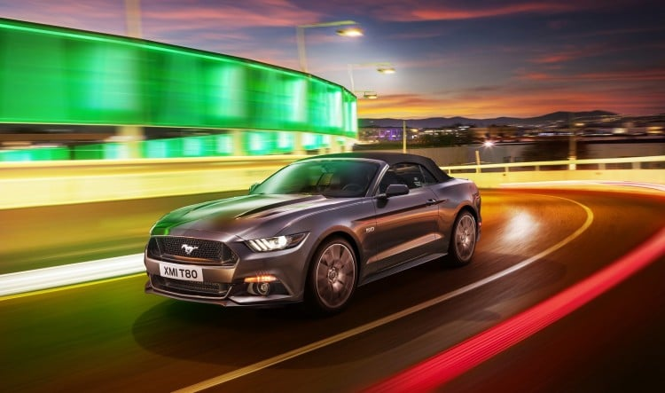 Ford Mustang Cabriolet 2015-2