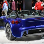 arriere Donkervoort D8 GTO Bilster Berg Edition