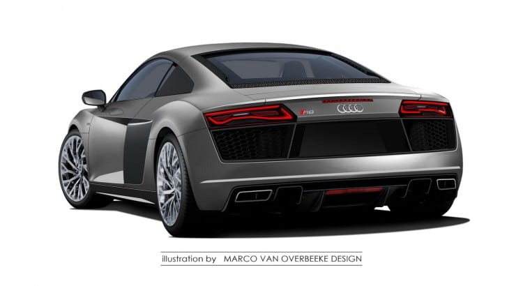 arriere R8 2015