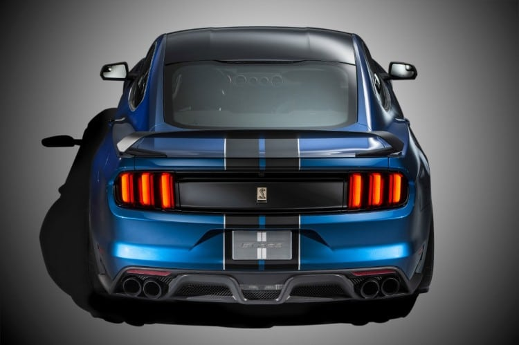 arriere Shelby-GT350R