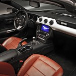 interieur Ford Mustang 2015