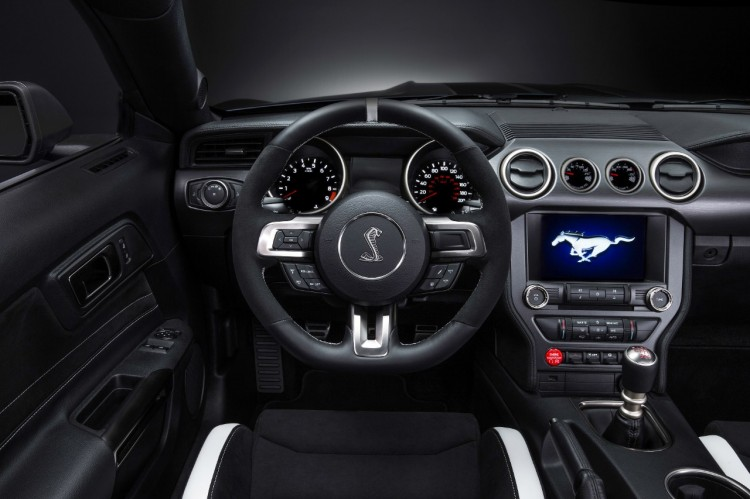 interieur Shelby-GT350R