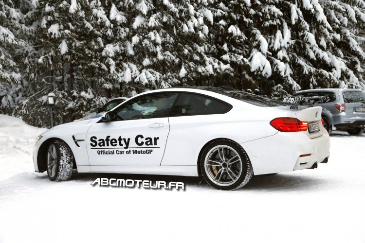 photo espion BMW M4 GTS