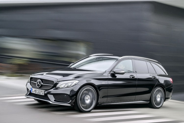 ville Mercedes-C450-AMG-Sport break