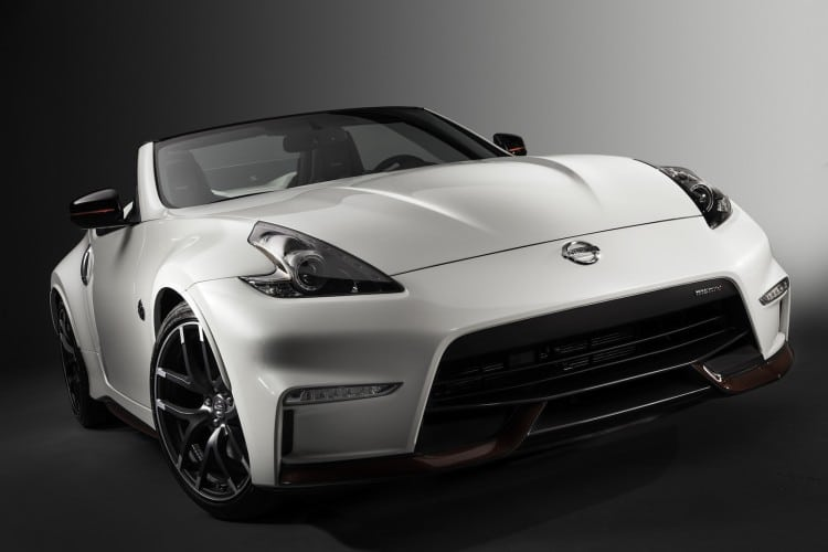 370Z Nismo Roadster Concept