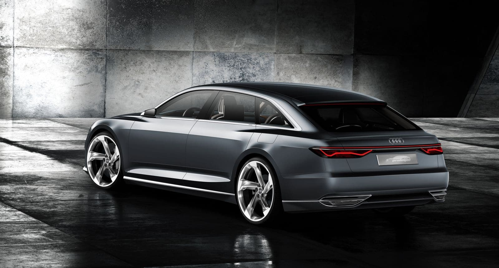 Audi Prologue Concept : et maintenant le break !