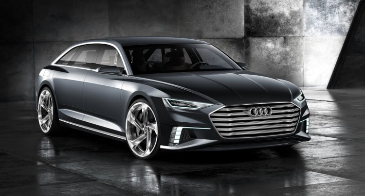 Audi Prologue Avant Concept - 4