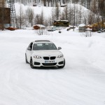 BMW Serie 2 Coupe M235i xDrive circuit sur glace-4