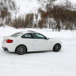 BMW Serie 2 Coupe M235i xDrive circuit sur glace-9